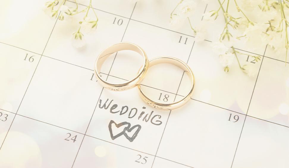 plánovanie svadby